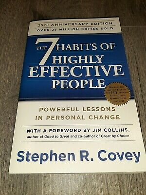 The 7 Habits of Highly Effective People : Powerful Lessons in Personal Change b…