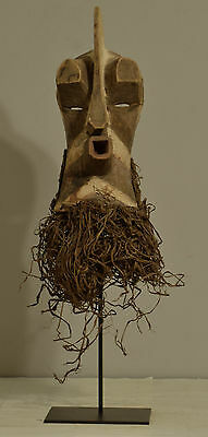 Mask African Songye Kifwebe Male Mask