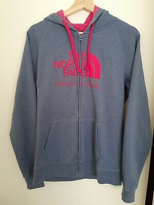 The North Face Women's Zip Up Hoodie Jumper: Vancouver, BC - Size L