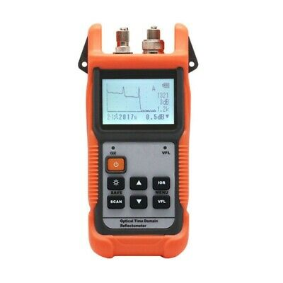 Optical Time Domain Reflectometer Mini OTDR with Built-in VFL 1310nm /1550nm pan