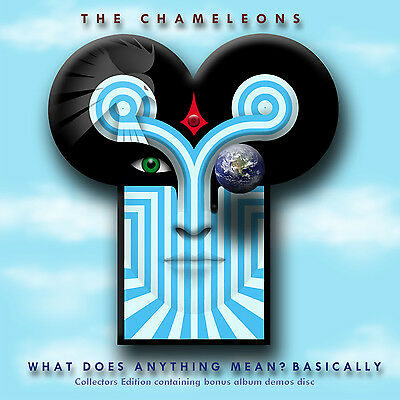 The Chameleons What Does Anything Mean? Basically (2CD)
