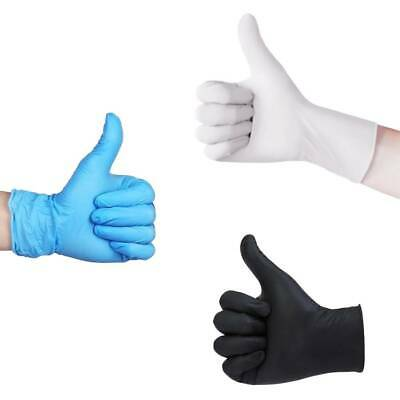 Nitrile Disposable Gloves Powder and Latex Free Medical Exam Food PPE Anti Virus