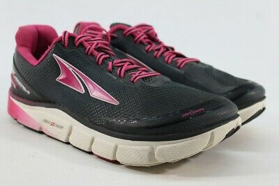 Altra Men's Torin 2.5 Gray/Raspberry Running Shoes 8.5