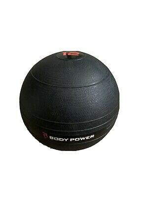 BodyPower Gym 12kg Weight Slam Ball - For Total Body Workout