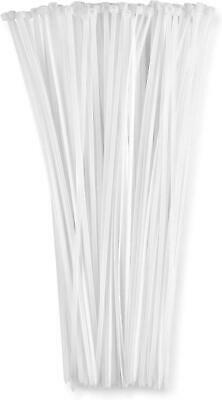 Cartman 200 Pack 6//8//12 Inch Self-Locking Nylon Cable Ties Zip Ties Plastic Straps