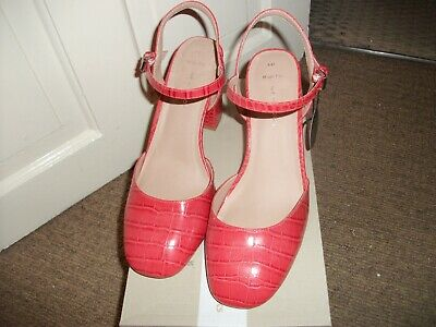 ladies new look size 8 shoes