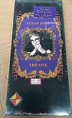 Elton John ‎– The One  - CD  Longbox USA  008811061425  - SEALED MINT NEW