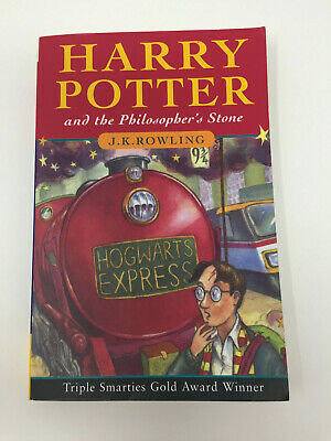 Harry Potter And The Philosopher's Stone Paperback JK Rowling's 85th Run
