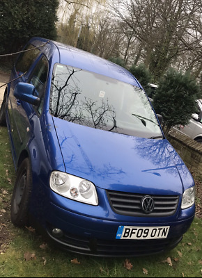 Volkswagen Caddy maxi life wheel chair accessible