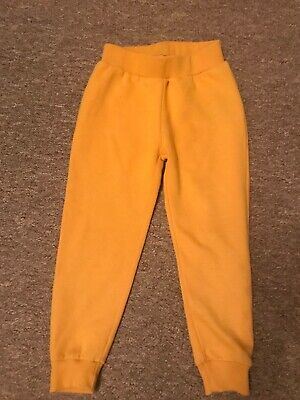 Yellow Floral Mckenzie Tracksuit Size 4-5 Years