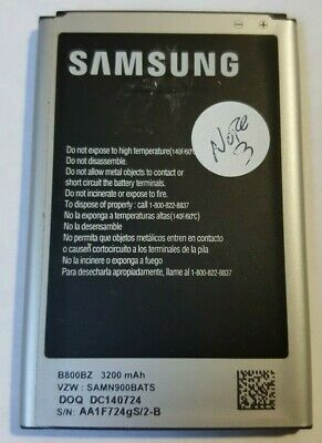 OEM Replacement Battery for SAMSUNG Galaxy Note III, B800BZ, 3200mAh