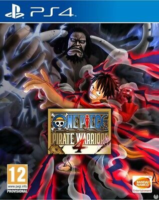 One Piece Pirate Warriors 4 - PS4 📥