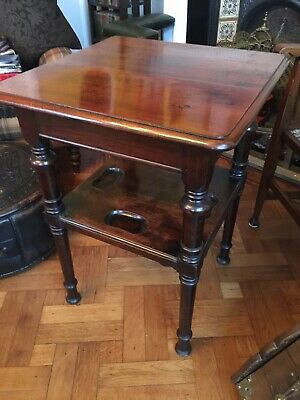 Antique Mahogany Gambling Table c1880's Victorian delivery LONDON