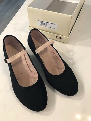 Bloch Tempo Cuban Character Shoes