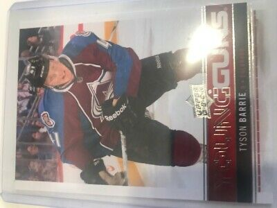 2012-13 Upper Deck Young Guns Rookie Rc Sp Tyson Barrie - Leafs