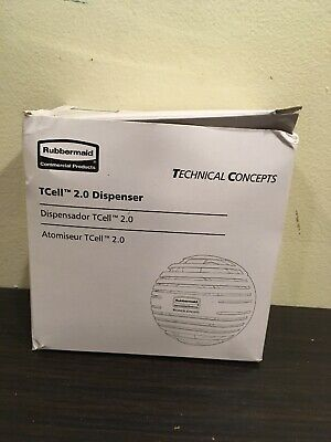 Rubbermaid Commercial Products TCell 2.0 Dispenser Technical Concepts