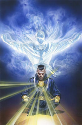 Doctor Strange By Alex Ross New Rolled POSTER 24x36 Marvel Comics
