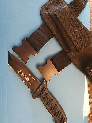 CRKT M60-14NK  Special Operations Tactical Fixed Blade Knife OEF AFGHANISTAN