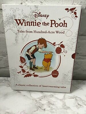 Disney Winnie The Pooh Boxed Book Classic Collection