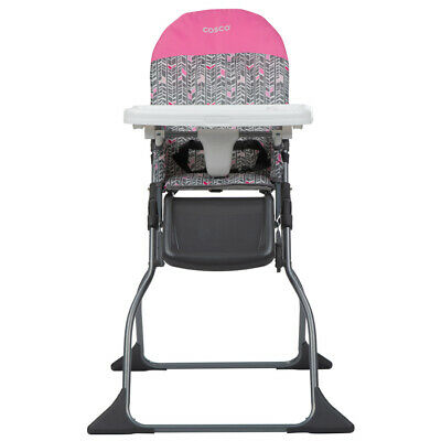 Simple Fold™ Full Size High Chair with Adjustable Tray