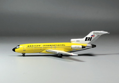 1:500 InFlight BRANIFF INTERNATIONAL B727-100 Passenger Airplane Diecast Model