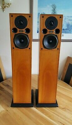 Acoustic Energy AE105 HiFi Floorstanding Speakers - 100 W