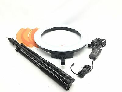 Neewer 18-inch SMD LED Ring Light Dimmable Lighting Kit with 78.7-inch Light Sta