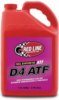 Red Line 30305 D4 Automatic Transmission Fluid ATF - 1 Gallon