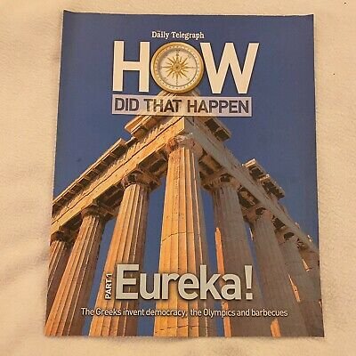 Daily Telegraph : 12 Magazine Series How Did That Happen