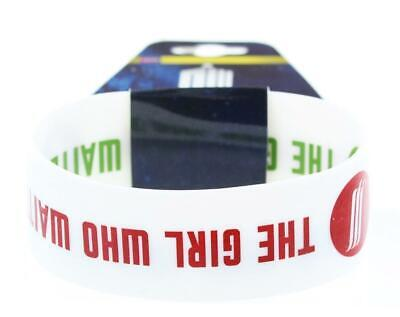 Doctor Who Rubber Wristband The Girl Who Waited
