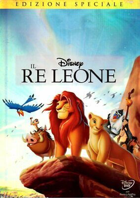 Il Re Leone Dvd