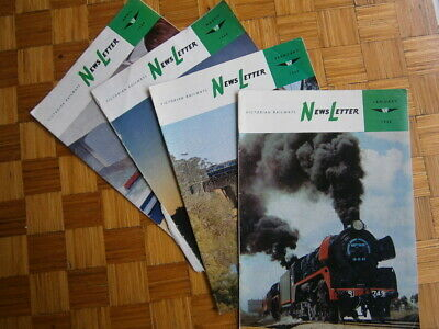Victorian Railway News  Letters  All Of 1968 12#