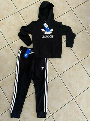 New Kids Adidas Originals Tracksuit 7-8 Years Rrp $90