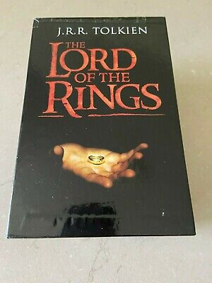 Lord Of The Rings 7 Book Box-Set - J.R.R. Tolkien Paperback