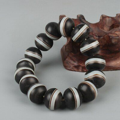 Chinese Exquisite Handmade agate Bracelet