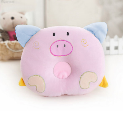 BCAE Pink Cartoon Pillow Shaping Pillow Cute Infant Cushion Sleepping Bedding
