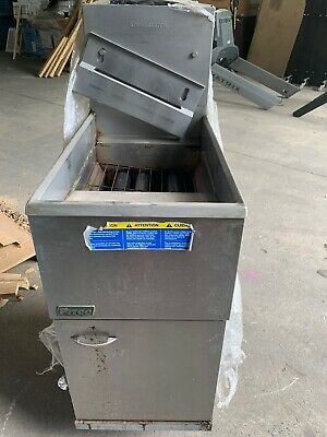 Pitco LPG deep fryer- great condition