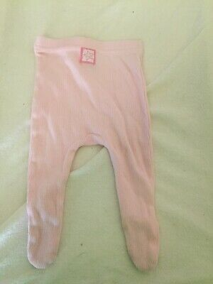 Marquise Baby Girl Footed Leggings Size 000
