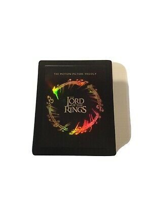 The Lord Of The Rings Motion Picture Trilogy Steelbook Blu-Ray