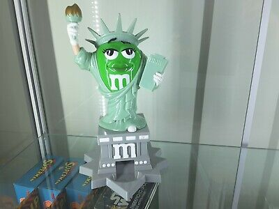 M&M's Dispenser Statue Of Liberty Miss Green New York
