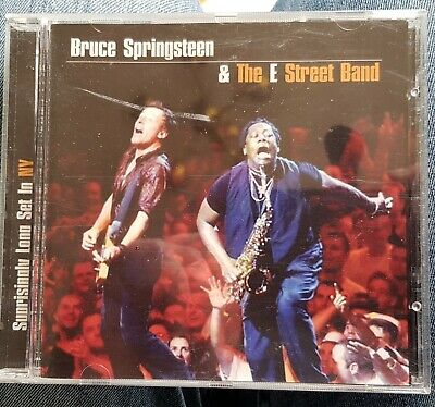 Bruce Springsteen & The E Street Band Cd Suprisingly Long Set In Ny