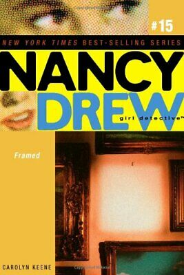 NEW - Framed (Nancy Drew: All New Girl Detective #15) by Keene, Carolyn