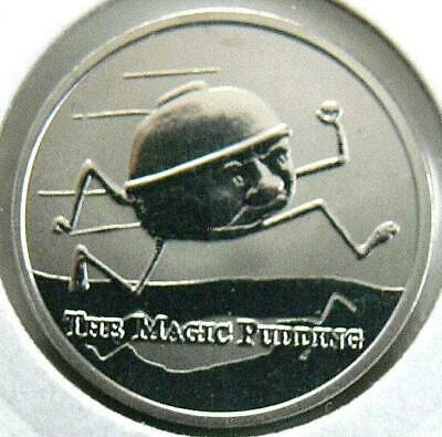 2008 Magic Pudding  Token - UNC only from a Baby mint set - scarce - #TBMS08 22