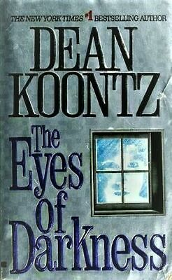The Eyes Of Darkness By Dean Koontz 1981✅VIRUS EPIDEMIC ✅ PDF ✅ 5SEC