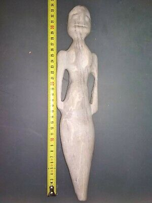 Extremely Rare,Neolithic Idol 80