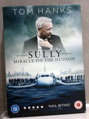 Sully Miracle On The Hudson DVD In Slip Sleeve