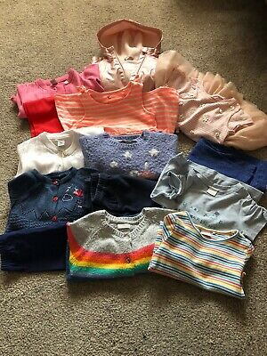 Girls Clothes Bundle Age 12-18 Mths (mainly Next and TU) 14 items inc's Coat