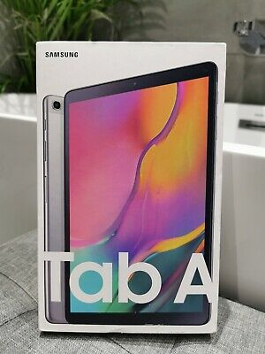 "New SAMSUNG Galaxy Tab A 10.1"" Tablet (2019) - 32 GB, Silver WiFi Android"
