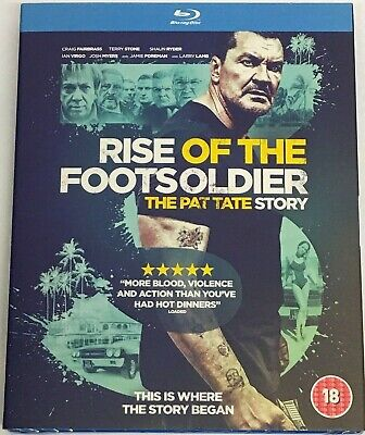 Rise Of The Foot Soldier 3 BLU-RAY* NEW & SEALED UK FREE POST