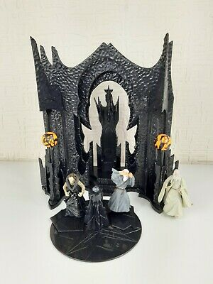 Lord Of The Rings Play Along Battle Scene Orthanc Chamber At Isengard
